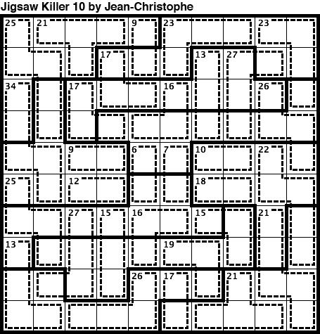 Killer Sudoku on Muy Buenas Hoy En El Sudoku Diario Tenemos El Sudoku Del Dia